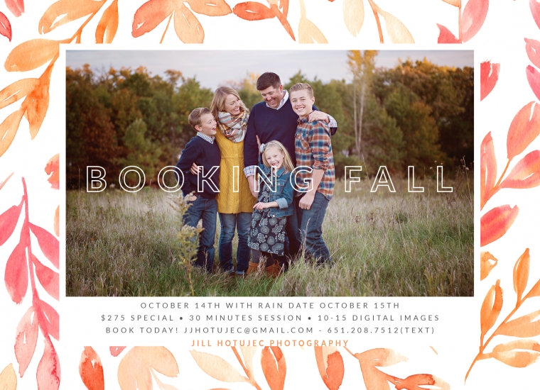 fall mini session2017